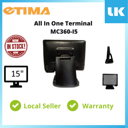 All In One Terminal MC360-I5