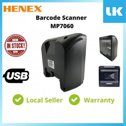 HENEX 2D Barcode Scanner MP7060