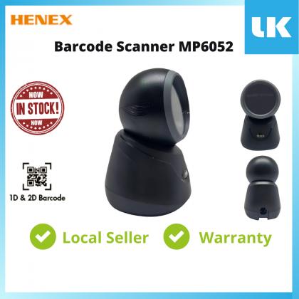 Henex Barcode Scanner MP6052